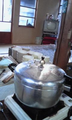 ご飯と汁物(お味噌汁)の会
