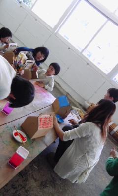 三上さんのアートクラス