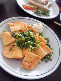 HP用料理の撮影